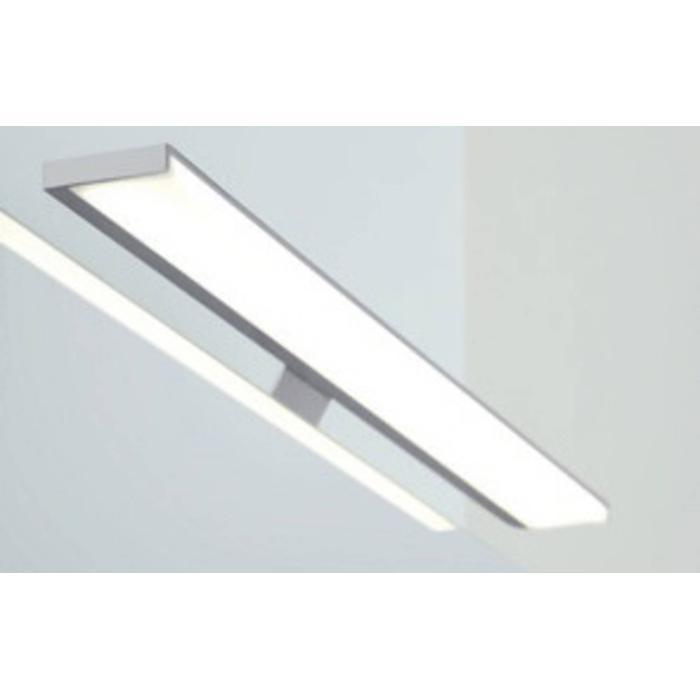 Line 45 Opbouwlamp Rechthoekig 50 Cm Aluminium Tbv Spiegelkast Saniweb Nl