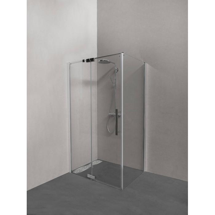 Ben Magnificent douchecabine links 120x90x210cm helder glas/chroom