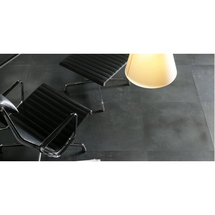 Vloertegel Imola Newton 30x60x- cm Dark Grey Dg 0,9M2