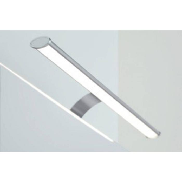 Line 45 Opbouwlamp Oval 50 Cm Aluminium Tbv Spiegelkast Saniweb Nl