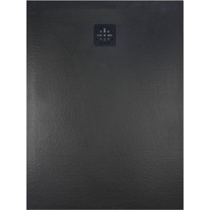 Ben Romana douchevloer 90x140 cm Mat Zwart