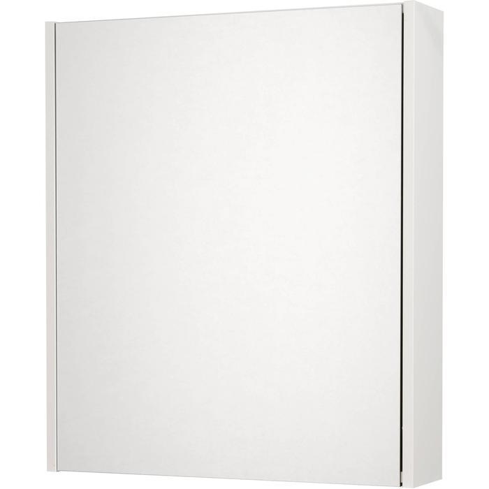 Saqu Salto Spiegelkast 60x70x14 cm mat wit