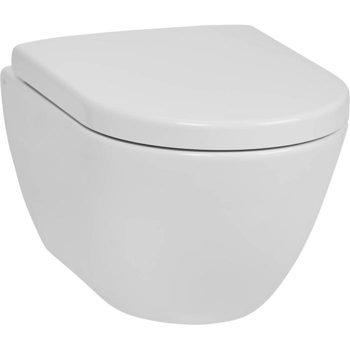 Ben Segno hangtoilet compact Xtra glaze+ Free flush wit