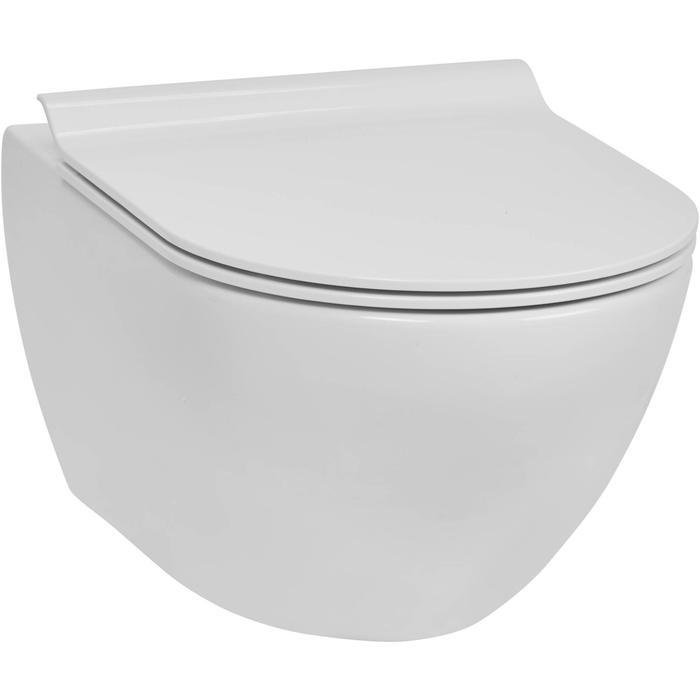 Ben Segno hangtoilet Xtra glaze+ Free flush wit