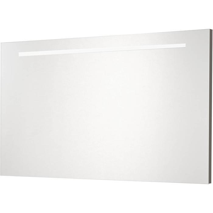 Saqu Sumara Spiegelpaneel Met LED verlichting bovenzijde 100cm