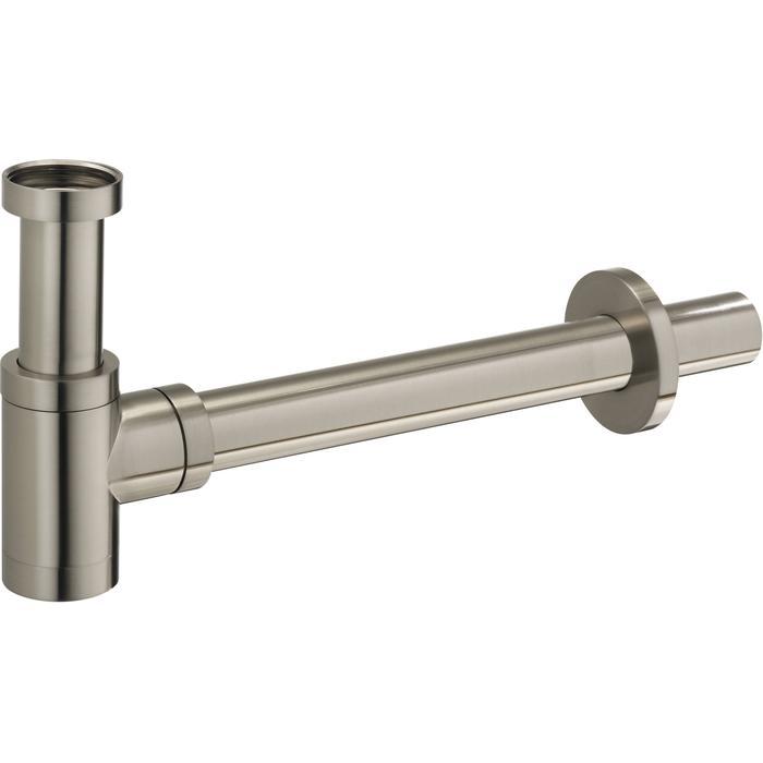 Ben Design Sifon 35-40 cm Geborsteld Nickel