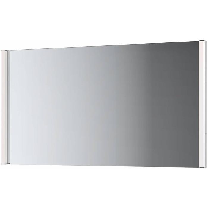 Ben Vario Spiegel Brez incl. 2x LED verlichting zonder schakelaar 100x75x2/4cm