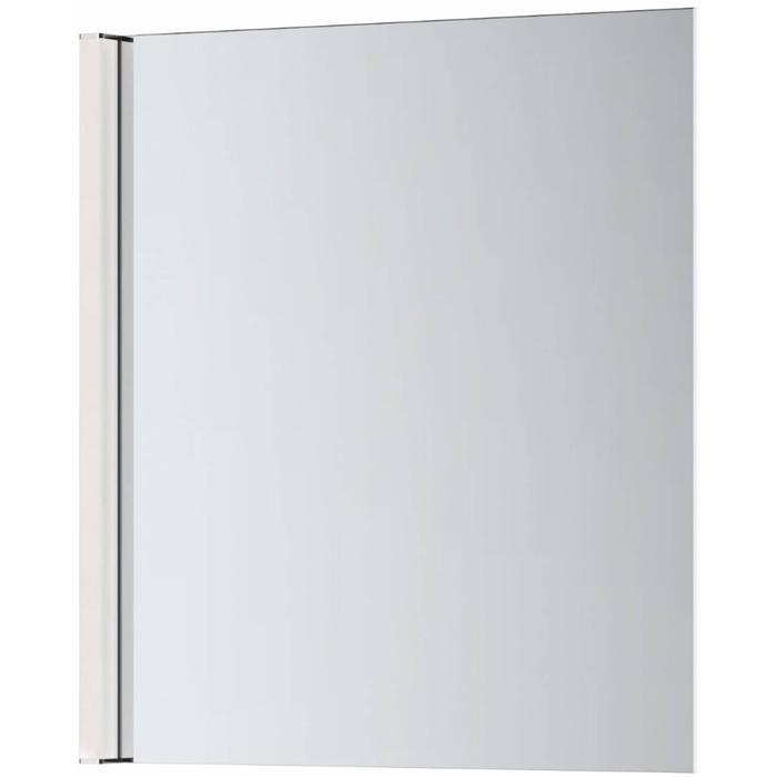 Ben Vario Spiegel Brez incl. 1x LED verlichting zonder schakelaar 80x75x2/4cm