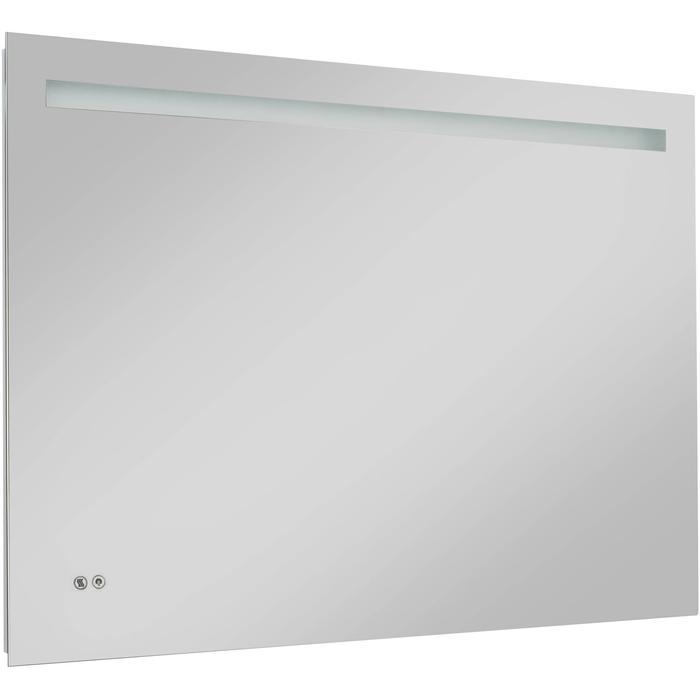 Ben Freya Spiegelpaneel met Touchbediening, Spiegelverwarming 100x3,5x70 cm
