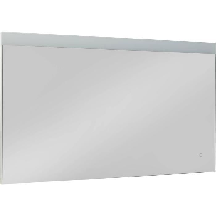 Ben Triton Spiegelpaneel met touchbediening en spiegelverwarming 100x3x70 cm