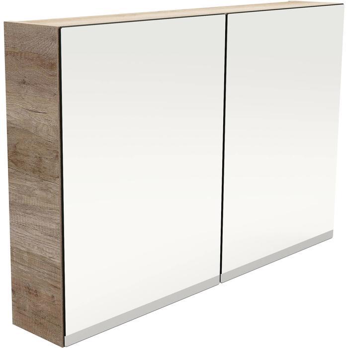 Primabad Spiegelkast met verwarming 100x17x65,3 cm