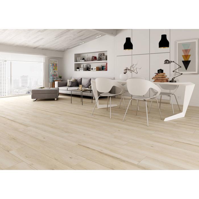 Vloertegel El Halcon Atelier 15,4x60x- cm Beige 1,85M2