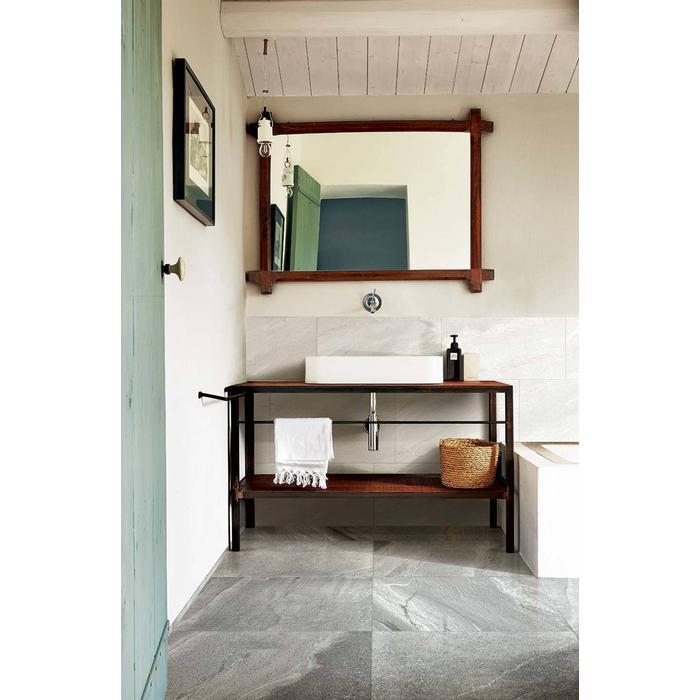 Vloertegel Casa Dolce Casa STONES & MORE 40x80x- cm Stone Burl White 0,96M2