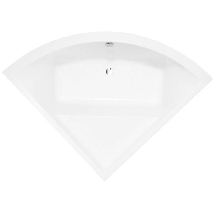 Villeroy & Boch Subway Bad Acryl 140x140 cm Star White
