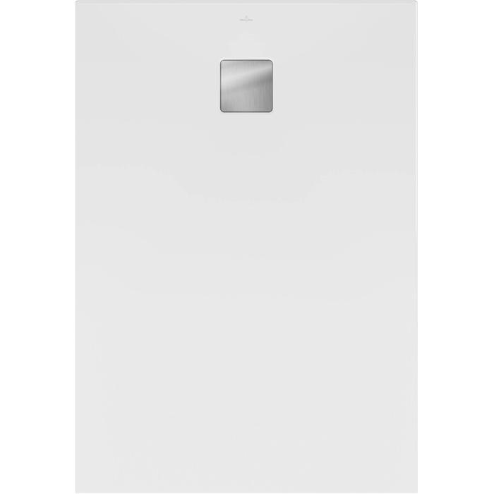 Villeroy & Boch Excello Douchevloer UltraCore 120x90x4 cm Stone White