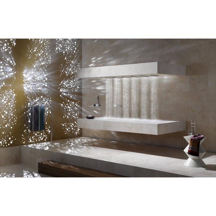 Dornbracht Horizontal Shower Water Bar Inbouwzijdouche Chroom