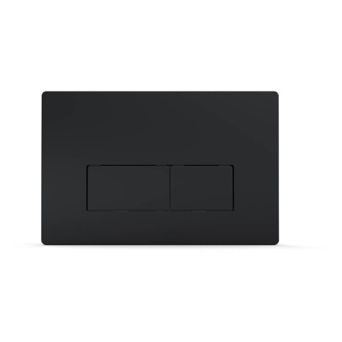 Saqu Wiru 2.0 bedieningspaneel mat zwart tbv WBRN
