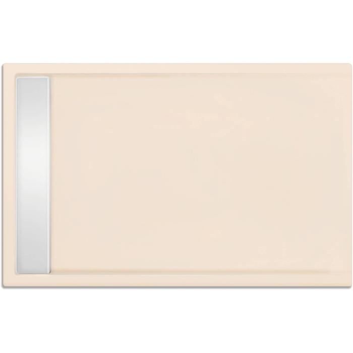 Xenz Easy Tray Douchebak 160x90x5 cm Creme