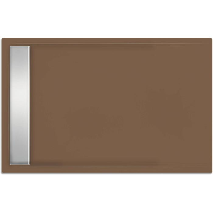 Xenz Easy Tray Douchebak 140x80x5 cm Klei
