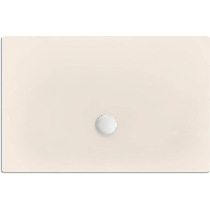 Xenz Flat Douchebak 120x90x3,5 cm Pergamon