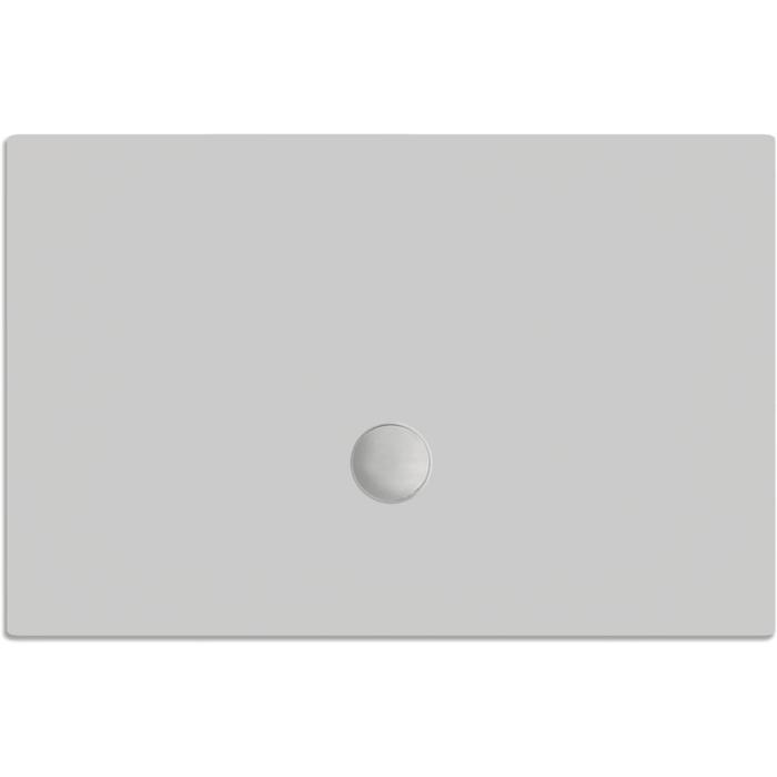 Xenz Flat Douchebak 120x100x3,5 cm Cement