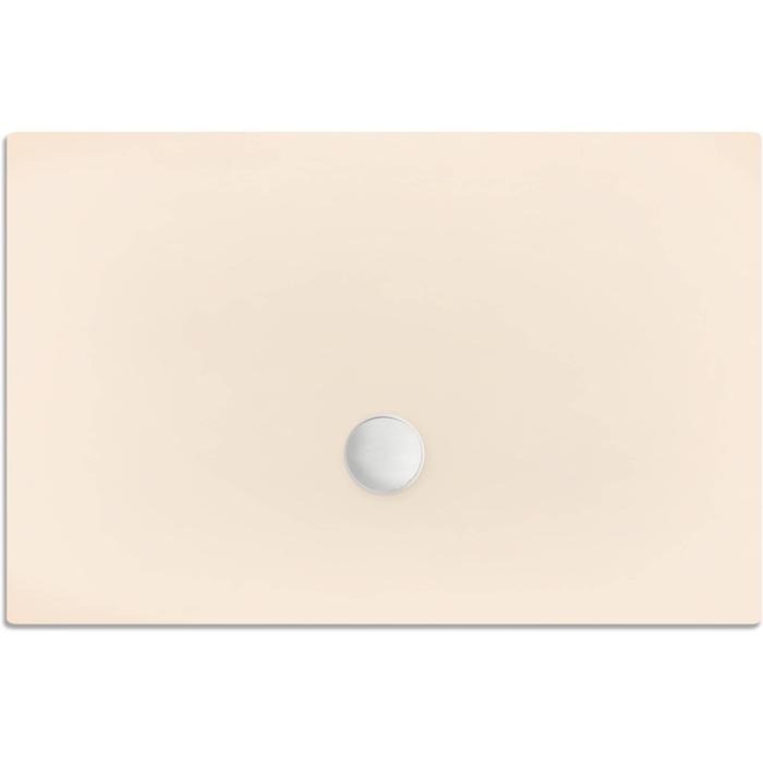 Xenz Flat Douchebak 140x90x3,5 cm Creme